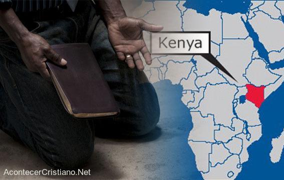 Pastor evangélico asesinado en Kenia