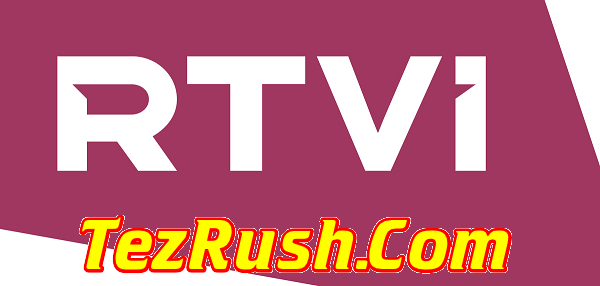 RTVI Europe TV Channel Official Logo 2018 TezRush