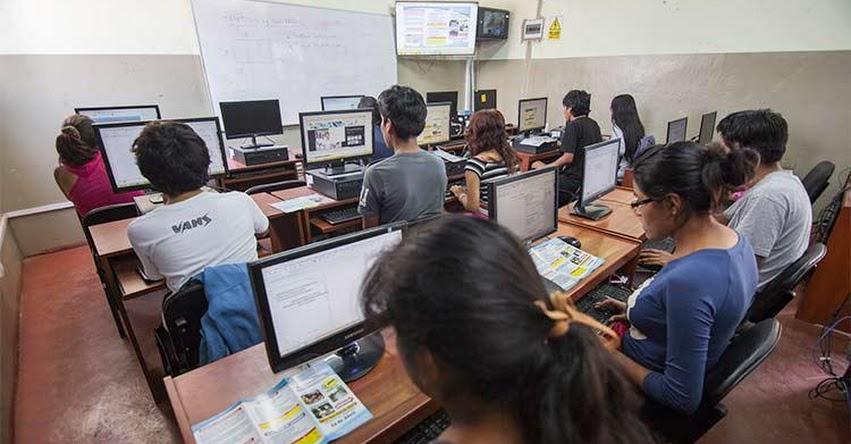 DRELM: Institutos públicos de Educación Superior Tecnológica ofrecen carreras gratuitas [CRONOGRAMA] www.drelm.gob.pe