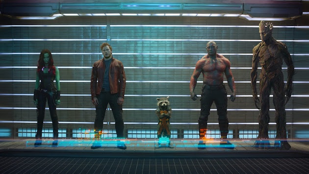 Pemain Guardians of the Galaxy