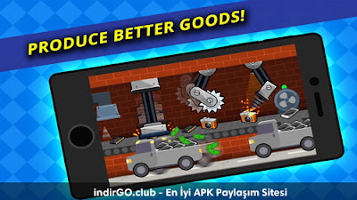 Factory Inc Hile APK