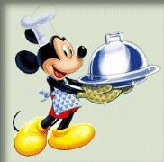 Mickey chef de cozinha - Disney