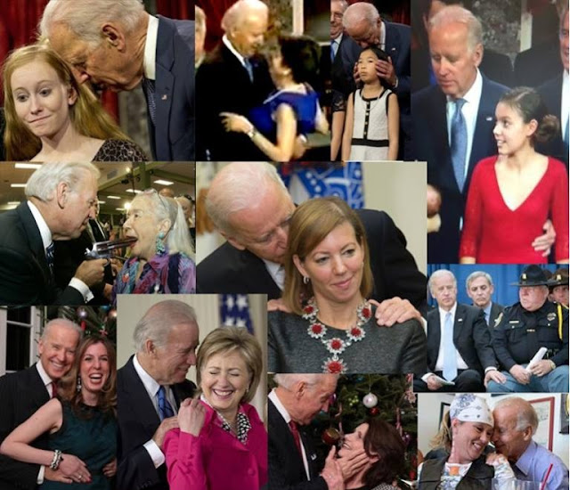 Woman claims Biden sexually harassed her when she was 14