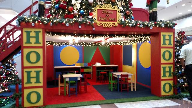 Oficina do Papai Noel