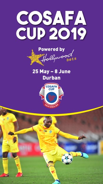 COSAFA Cup 2019 - Hollywoodbets
