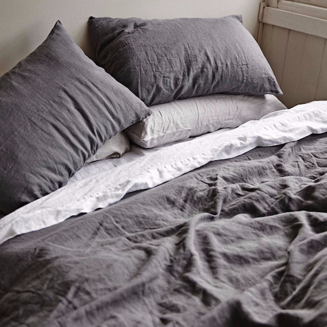 My Scandinavian Home The Winner Of The Beautiful Linen Bedding In - Winners bedding