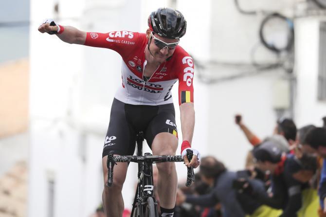 Vuelta a Andalucía 2018 - 4ª etapa