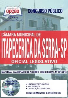 Apostila Concurso Câmara de Itapecerica da Serra