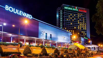 Imperial Hotel Kuching Sarawak