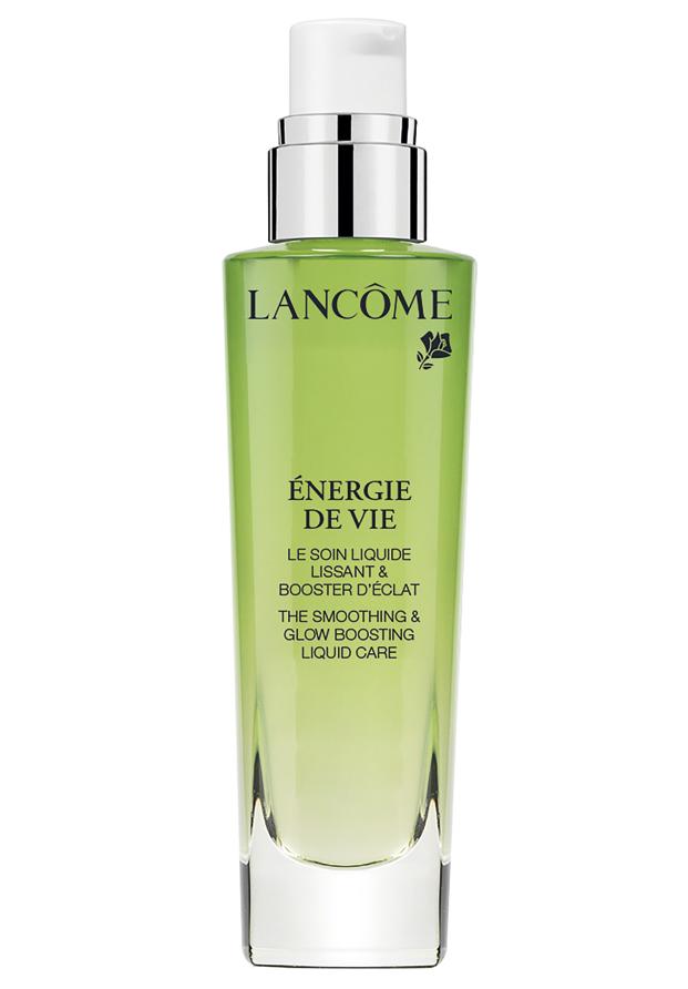 Énergie de Vie, la nueva línea energizante de Lanzôme para treintañeros