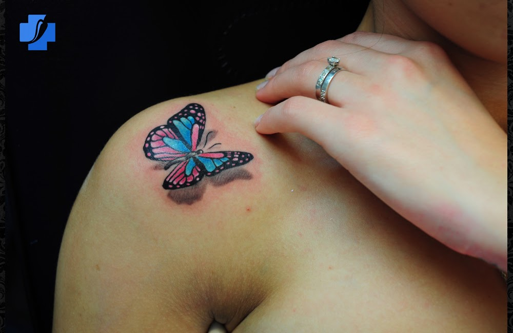 meaning of butterfly tattoo symbols tattoos art. Black Bedroom Furniture Sets. Home Design Ideas