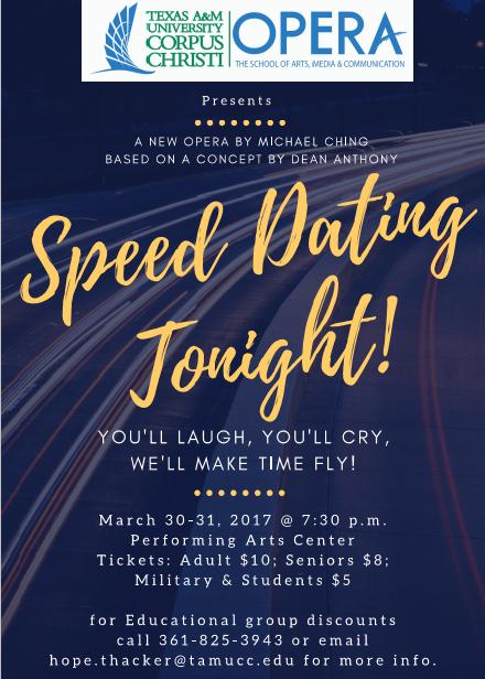 speed dating in corpus christi tx