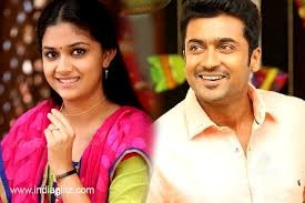 Keerthy Suresh To Team Up With Suriya In 'Thaana Serntha Kootam' | It's Official