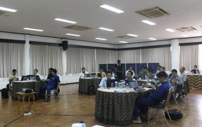 Manajemen proyek ( In House Training) PT Mitsubishi Chemical Cilegon