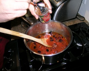 Sven's Pasta Sauce is Almost Ready