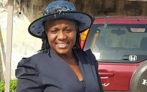 Kidnapped Mrs Monisola Margret Olaoye