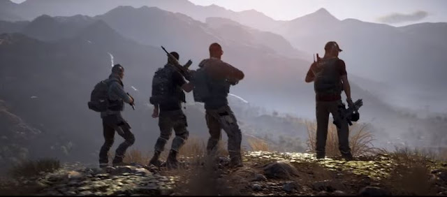 Tom Clancy's Ghost Recon Wildlands PC Game Download