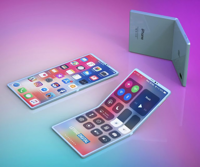 Not only Samsung and Huawei, but also Apple. A folding phone from California can surprise competitors.