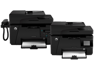 Download HP LaserJet Pro MFP M127 series drivers