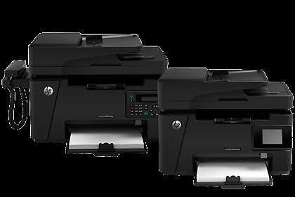 Download HP LaserJet Pro MFP M127 series Drivers