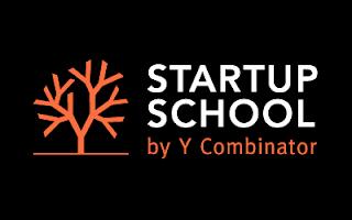Logotipo del MOOC Startup School, un proyecto de la incubadora Y Combinator