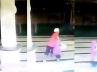 Video: Aksi Penculikan Anak di Masjid Terekam CCTV, Ini yang Terjadi Selanjutnya