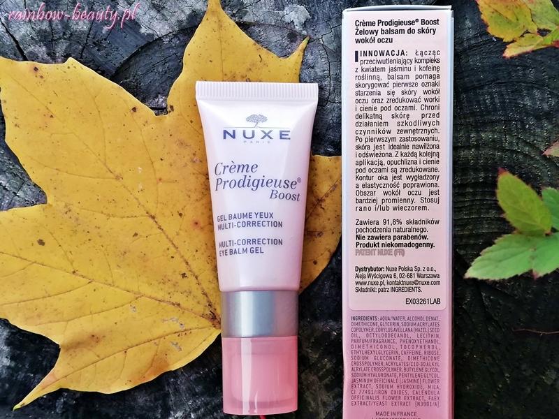 nuxe-creme-prodigieuse-boost-balsam-krem-pod-oczy-zel-opinie-sklad
