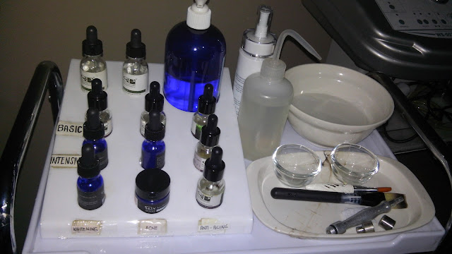 skin perfection serums, oxygen facial steps,