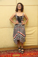 Actress Aditi Myakal Looks gorgeous in Sleeveless Deep Neck Top at Ami Tumi success meet ~  Exclusive 193.JPG