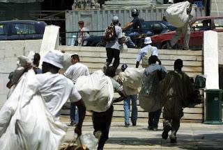 Συλλήψεις για παρεμπόριο στην Πιερία.