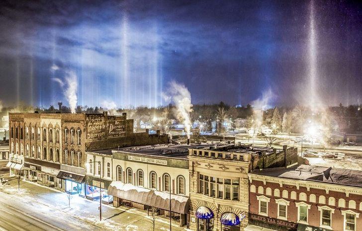 Alien invasion in Charlotte, USA