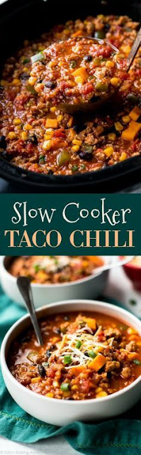 Slow Cooker Taco Spice Chili