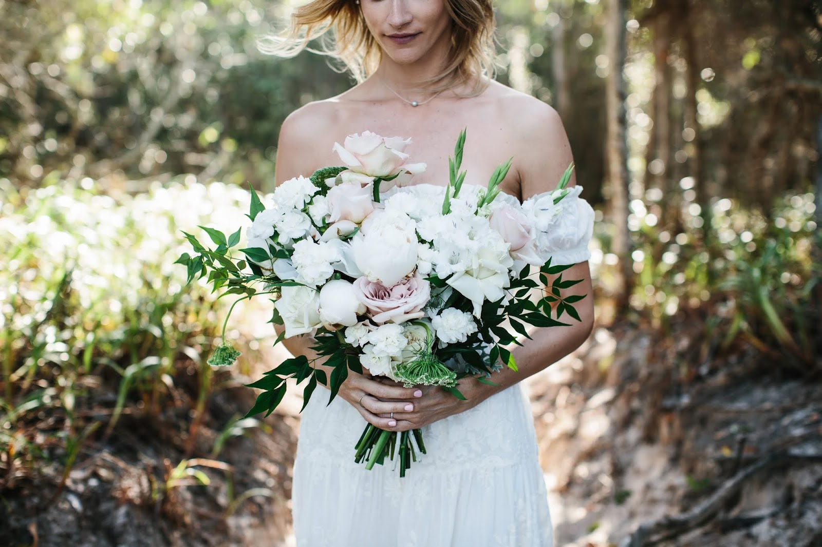 Bohemian Beach Micro Wedding Elopement Byron Bay
