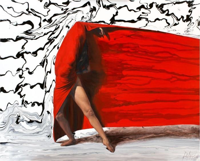 Реалистическая живопись. DeAngelo 16+ 9