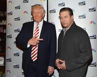 Donald Trump with Stephen Baldwin