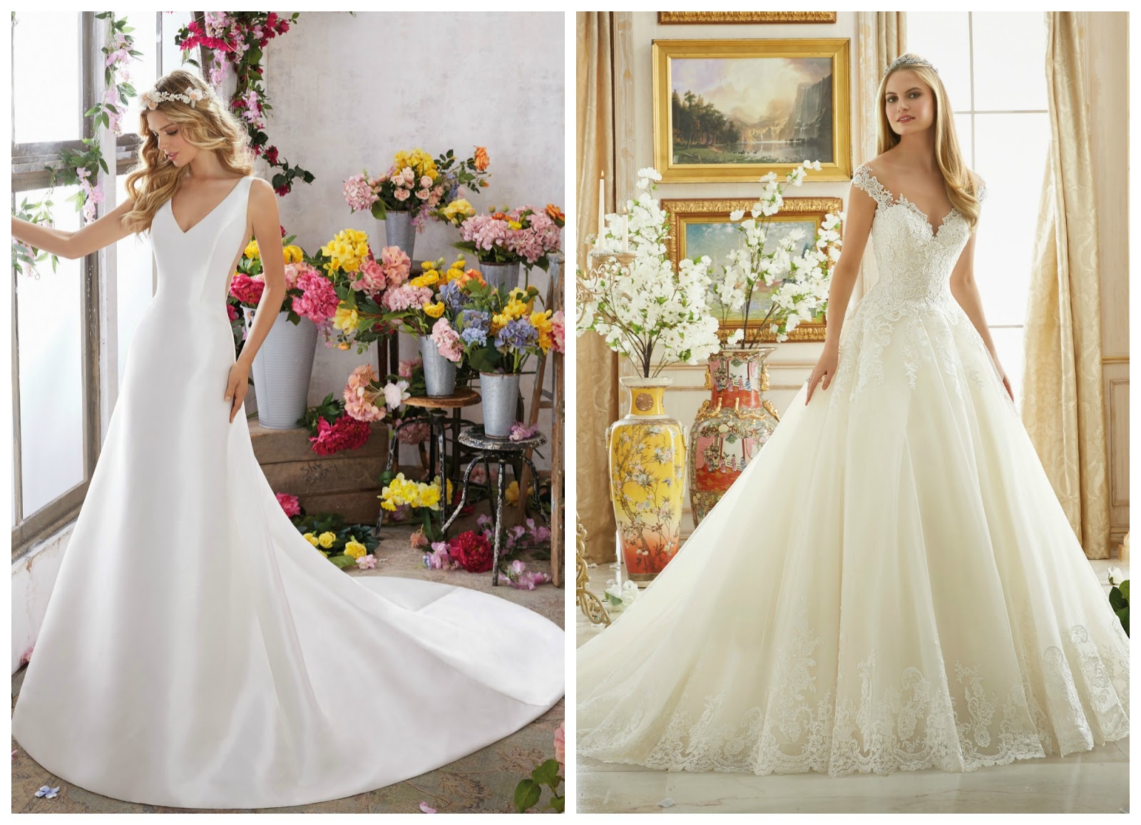 Brides of america online store wedding dresses come in for Miami wedding dresses stores