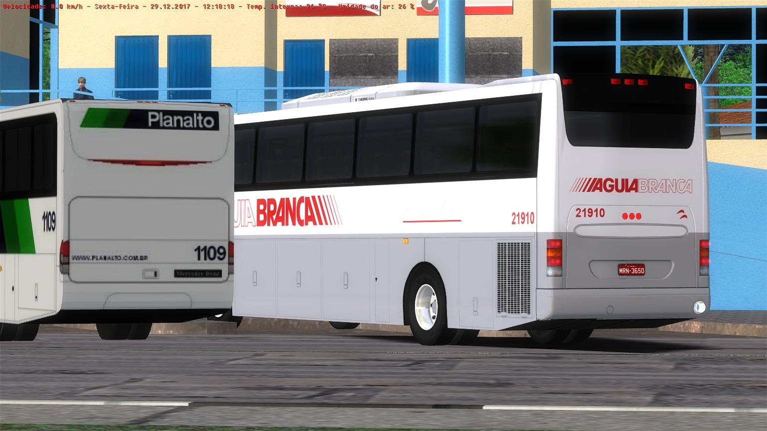 Busscar Vissta Buss Mercedes-Benz O400RSE e O400RSD OMSI2_20171229_151520