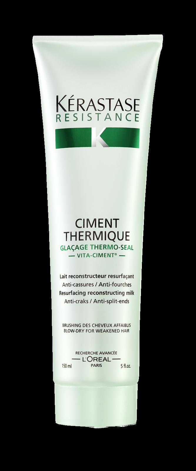 Ciment Thermique Kérastase