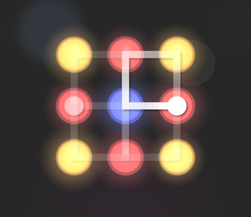Solution, Cheats, Walkthrough for Neon Hack [Glow Pack] Level 49