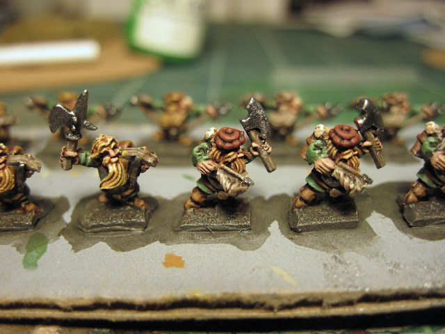 Warmaster Dwarf Rangers