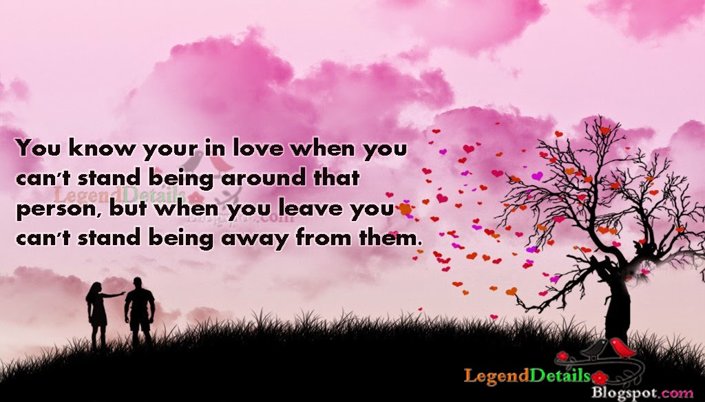 Great Love Quotes With HD Backgrounds | Legendary Quotes