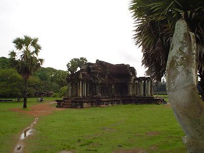 Angkor Temple Library