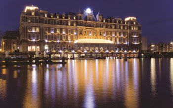 Wallpaper: InterContinental Amstel Hotel