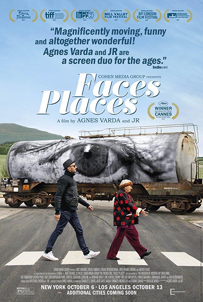 Faces Places (Visages, Villages) Legendado
