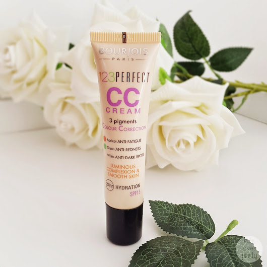 Review: Bourjois 123 Perfect CC Cream in 32 Light Beige
