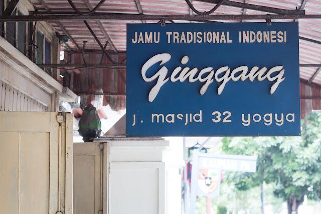 jamu, yogyakarta, indonesia