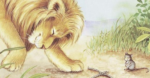 Storytelling tentang Cerita Singa dan Tikus