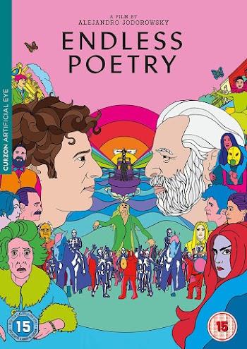 VER ONLINE Y DESCARGAR: Poesía Sin Fin - PELICULA - Chile - 2016 en PeliculasyCortosGay.com