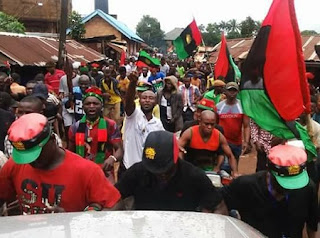 BIAFRA: FG Names France As IPOB Sponsors