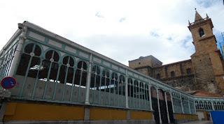 Mercado de Abastos de Oviedo.